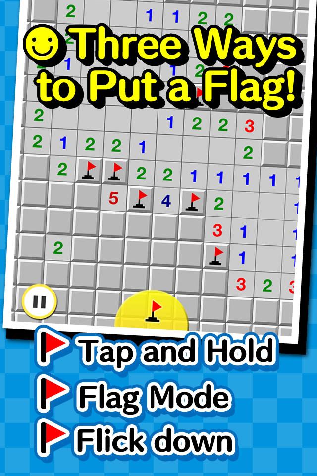 Screenshot Minesweeper Victory