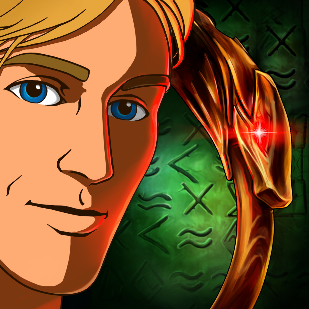 Android Сломанный Меч 5 / Broken Sword : Serpents Curse v1.0.6 Adventure, R